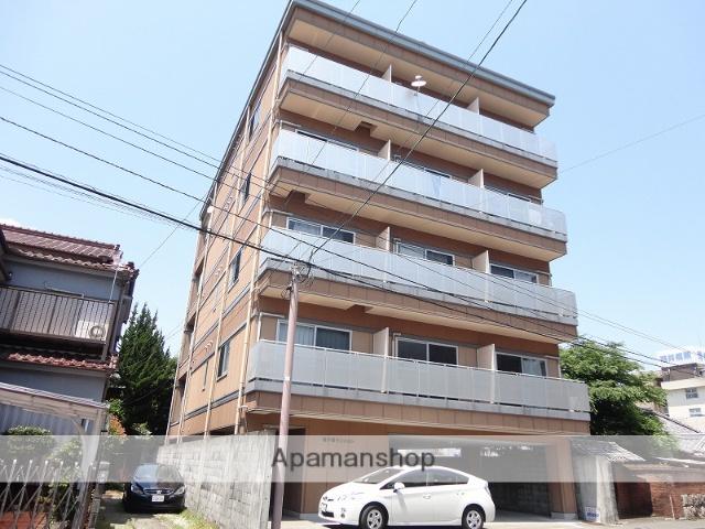 高知県高知市、県庁前駅徒歩6分の築13年 5階建の賃貸マンション