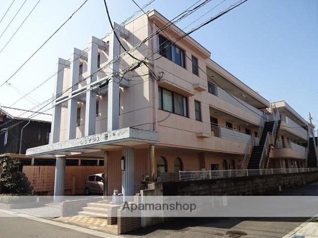 高知県高知市、入明駅徒歩9分の築30年 3階建の賃貸マンション