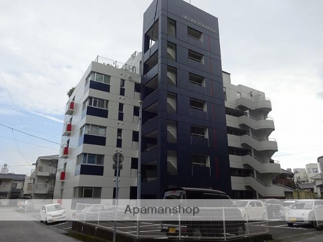 高知県高知市、上町二丁目駅徒歩9分の築27年 7階建の賃貸マンション
