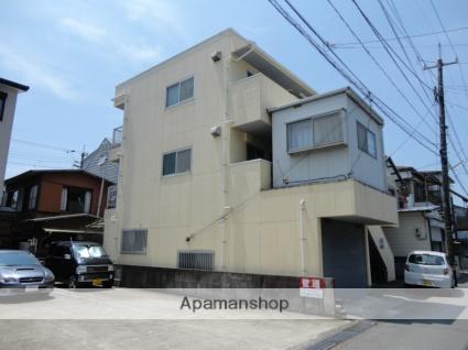 高知県高知市、高知駅徒歩18分の築28年 3階建の賃貸マンション