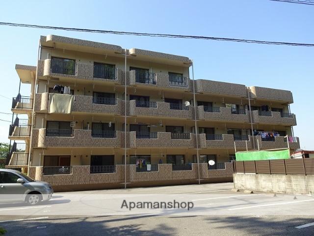 高知県高知市の築12年 4階建の賃貸マンション