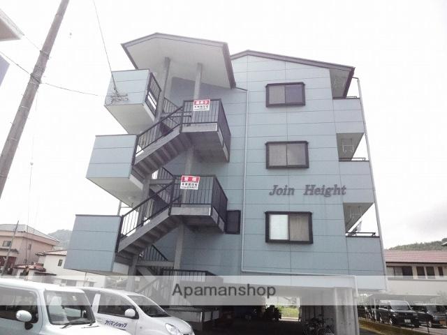 高知県高知市、鴨部駅徒歩20分の築15年 4階建の賃貸マンション