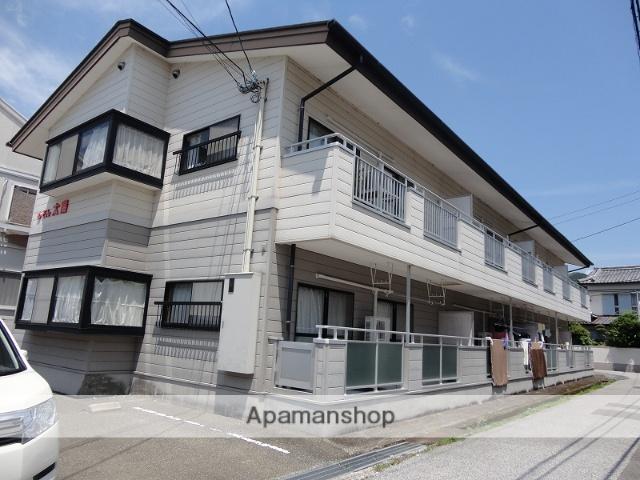 高知県高知市、入明駅徒歩18分の築16年 2階建の賃貸アパート