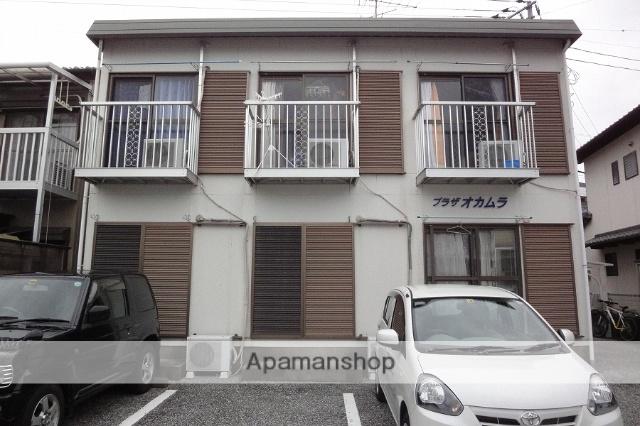 高知県高知市、鴨部駅徒歩6分の築26年 2階建の賃貸マンション