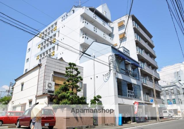 高知県高知市、堀詰駅徒歩10分の築30年 7階建の賃貸マンション