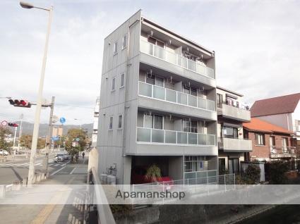 高知県高知市、入明駅徒歩6分の築14年 4階建の賃貸マンション