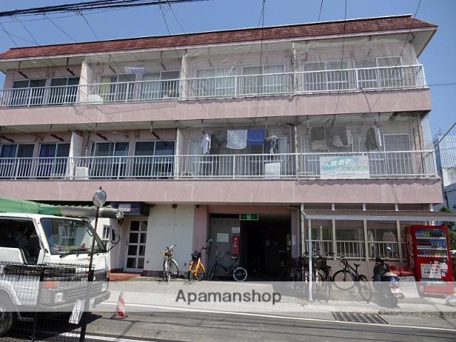 高知県高知市、曙町駅徒歩10分の築38年 3階建の賃貸マンション