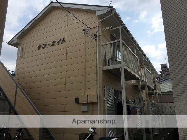 高知県高知市、旭駅徒歩4分の築28年 2階建の賃貸アパート