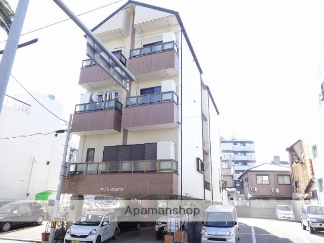 高知県高知市、堀詰駅徒歩7分の築8年 4階建の賃貸マンション