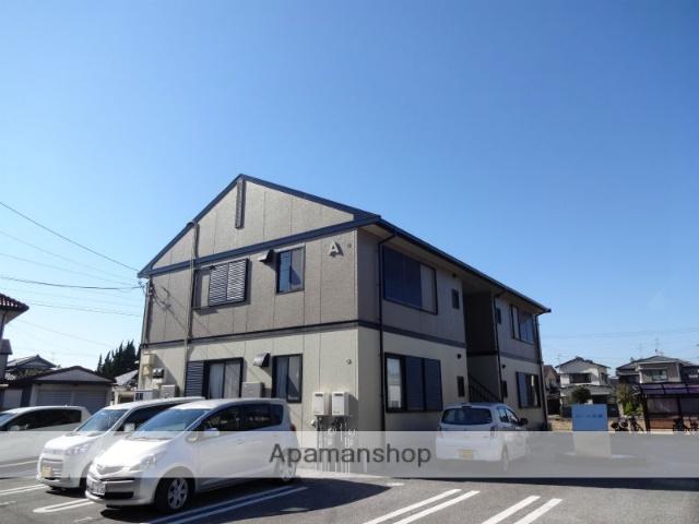 高知県高知市、舟戸駅徒歩17分の築20年 2階建の賃貸アパート