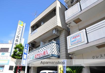高知県高知市、枡形駅徒歩4分の築31年 3階建の賃貸アパート