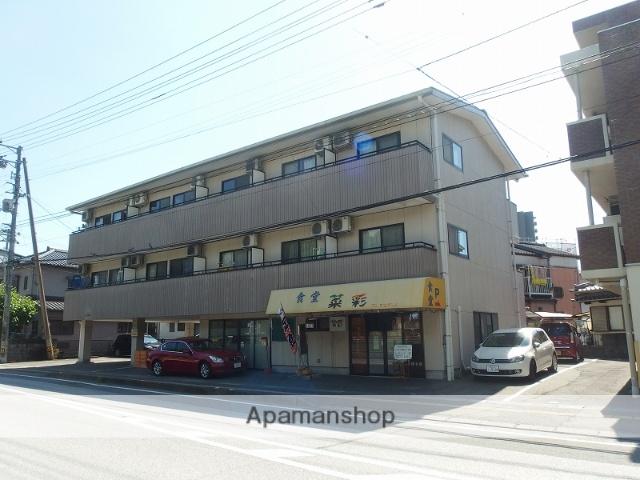 高知県高知市、高知駅徒歩16分の築15年 4階建の賃貸マンション