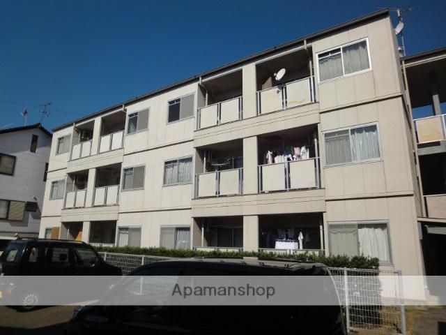 高知県高知市、新木駅徒歩5分の築22年 3階建の賃貸マンション