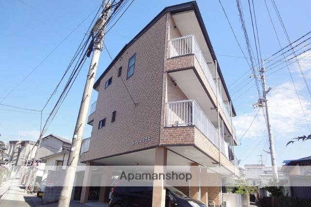 高知県高知市、旭駅徒歩7分の築10年 3階建の賃貸マンション