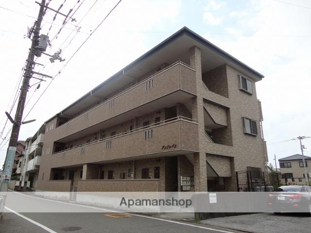 高知県高知市、菜園場町駅徒歩11分の築12年 3階建の賃貸マンション