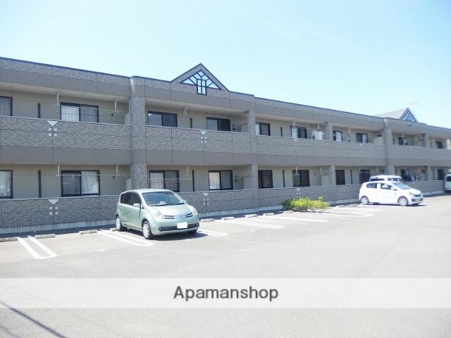 高知県南国市、後免町駅徒歩8分の築7年 2階建の賃貸マンション
