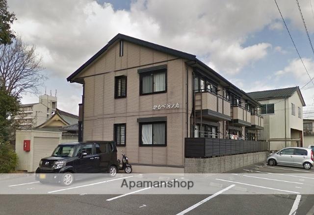 高知県高知市、鏡川橋駅徒歩9分の築11年 2階建の賃貸アパート