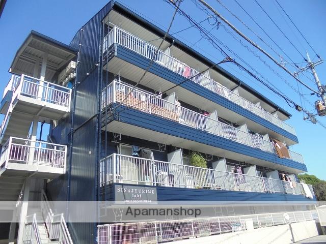 高知県高知市、知寄町三丁目駅徒歩6分の築27年 4階建の賃貸マンション