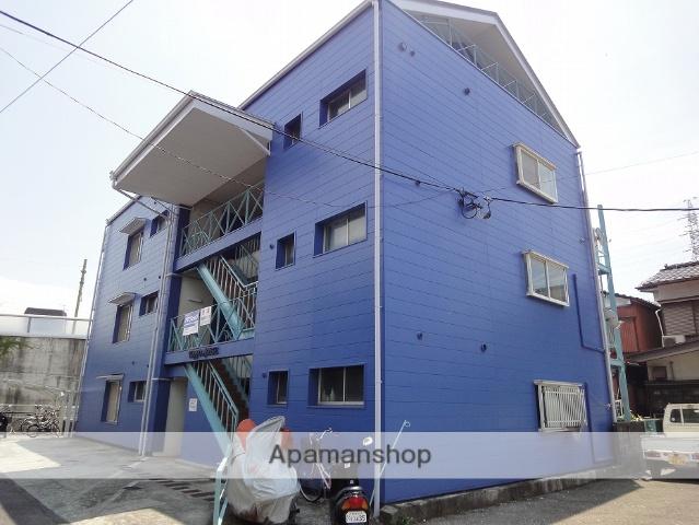 高知県高知市、薊野駅徒歩8分の築23年 3階建の賃貸マンション
