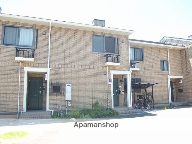 高知県高知市、入明駅徒歩14分の築12年 2階建の賃貸テラスハウス