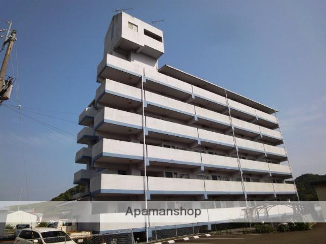 高知県高知市、北浦駅徒歩19分の築19年 6階建の賃貸マンション