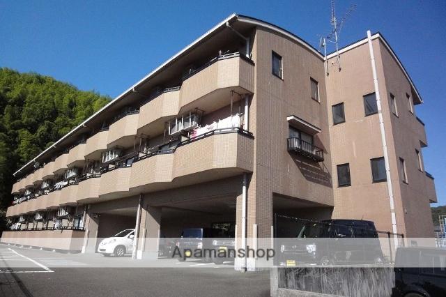 高知県高知市、朝倉駅徒歩7分の築14年 3階建の賃貸マンション
