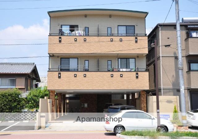 高知県高知市、桟橋通一丁目駅徒歩6分の築10年 3階建の賃貸マンション