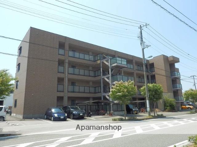 高知県高知市、知寄町三丁目駅徒歩18分の築11年 4階建の賃貸マンション