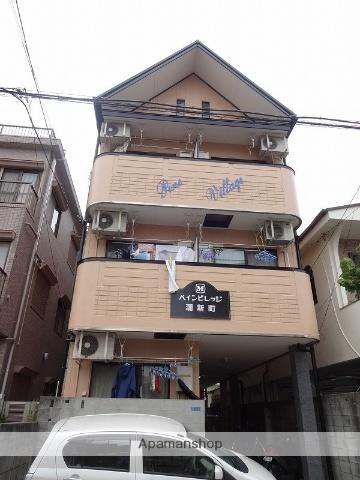 高知県高知市、桟橋通一丁目駅徒歩5分の築18年 3階建の賃貸マンション