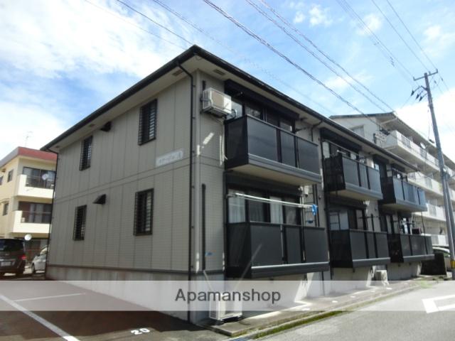 高知県高知市、西高須駅徒歩3分の築15年 2階建の賃貸アパート