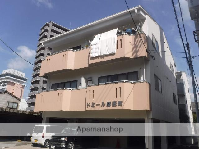 高知県高知市、大橋通駅徒歩7分の築28年 3階建の賃貸マンション