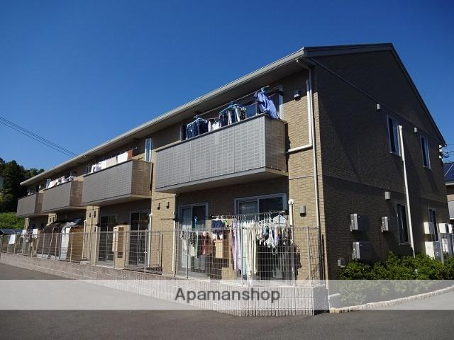 高知県高知市、旭駅徒歩17分の築4年 2階建の賃貸アパート