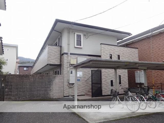 高知県高知市、鴨部駅徒歩18分の築12年 2階建の賃貸アパート