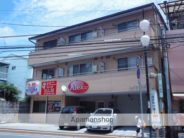高知県高知市、入明駅徒歩13分の築10年 3階建の賃貸マンション