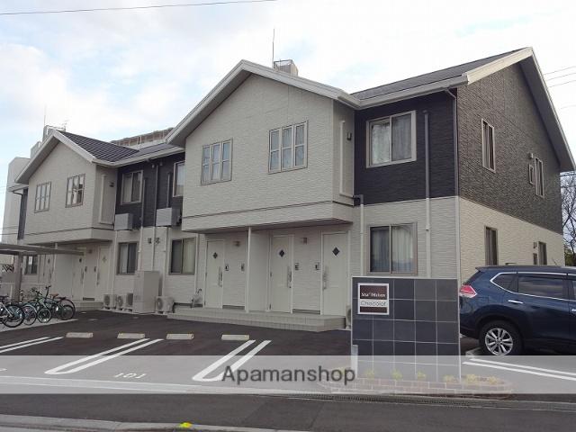 高知県高知市、旭町三丁目駅徒歩9分の築2年 2階建の賃貸アパート