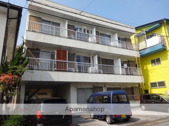 高知県高知市、朝倉駅徒歩19分の築29年 3階建の賃貸マンション