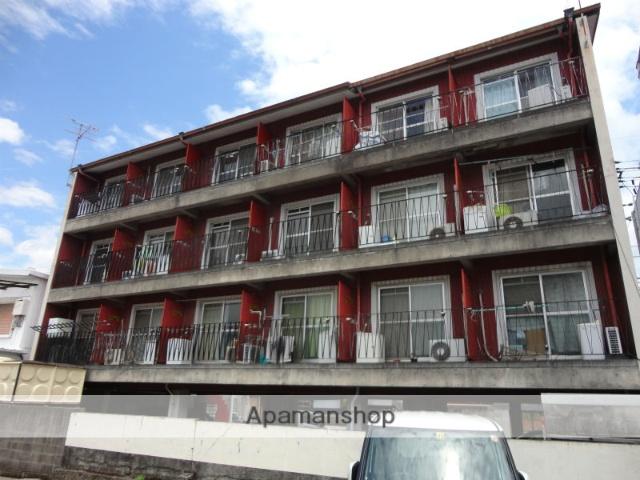 高知県高知市、知寄町駅徒歩4分の築26年 4階建の賃貸アパート