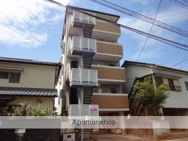 高知県高知市、菜園場町駅徒歩9分の築16年 5階建の賃貸マンション