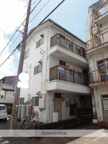高知県高知市、入明駅徒歩14分の築26年 3階建の賃貸アパート