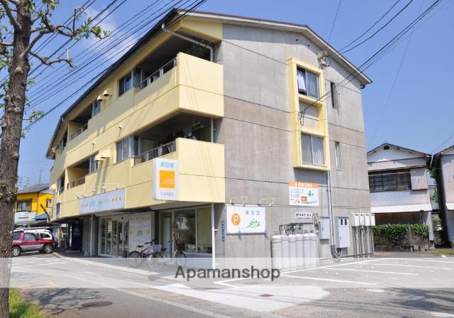 高知県高知市、旭町三丁目駅徒歩12分の築31年 3階建の賃貸マンション