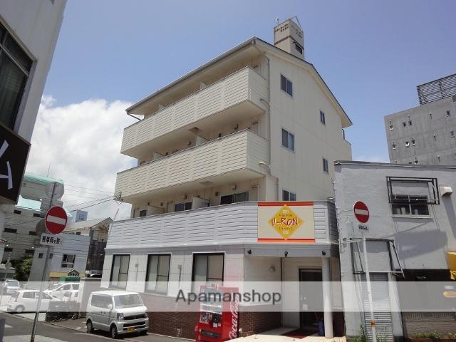 高知県高知市、デンテツターミナルビル前駅徒歩4分の築12年 4階建の賃貸マンション