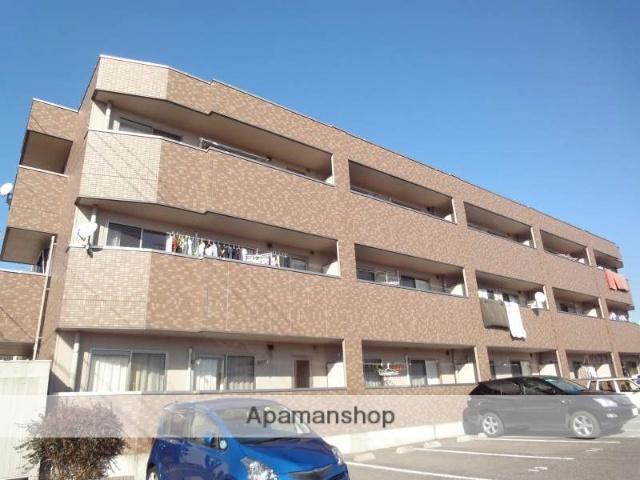 高知県高知市、薊野駅徒歩14分の築14年 3階建の賃貸マンション