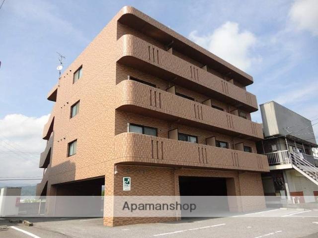 高知県高知市、土佐大津駅徒歩8分の築13年 4階建の賃貸マンション
