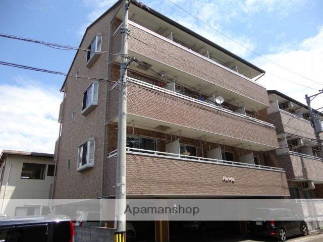 高知県高知市、高知駅徒歩14分の築13年 4階建の賃貸マンション