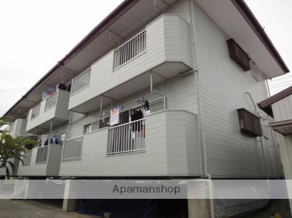 高知県高知市、知寄町駅徒歩17分の築26年 3階建の賃貸アパート