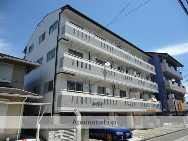 高知県高知市、田辺島通駅徒歩11分の築28年 4階建の賃貸マンション