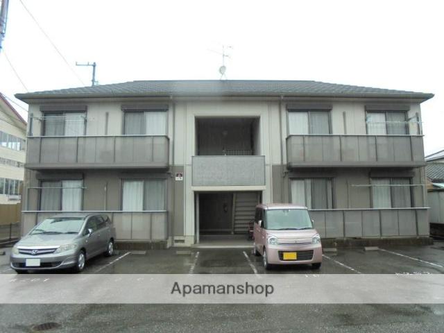 高知県南国市、後免西町駅徒歩7分の築13年 2階建の賃貸アパート