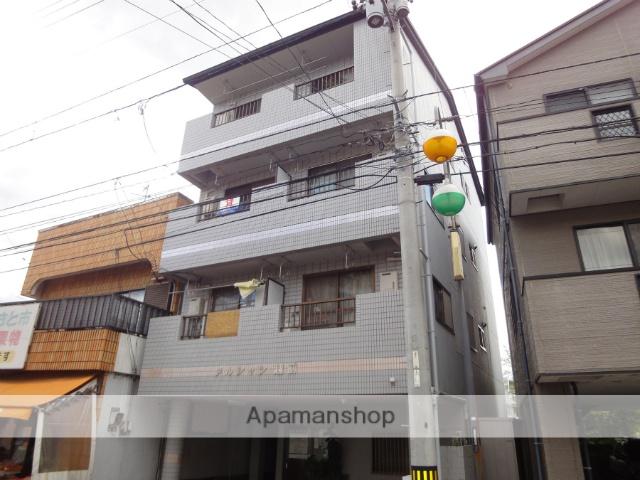 高知県高知市、枡形駅徒歩8分の築24年 4階建の賃貸アパート