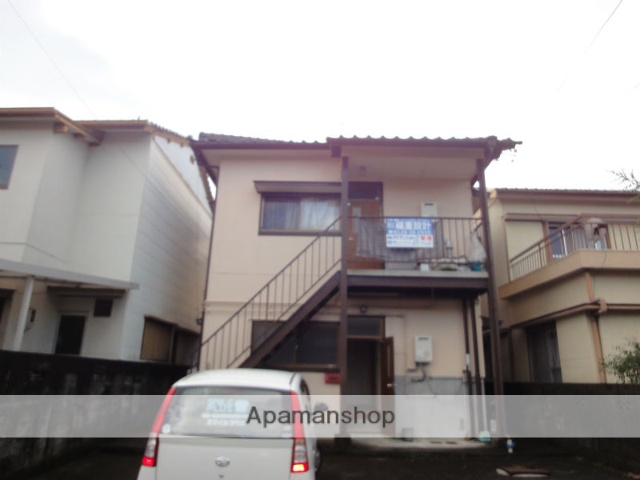 高知県高知市、舟戸駅徒歩20分の築30年 2階建の賃貸アパート