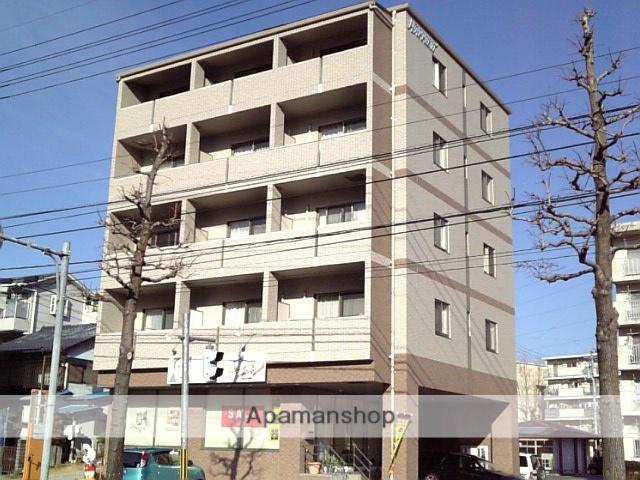高知県高知市、旭駅前通駅徒歩17分の築13年 5階建の賃貸マンション